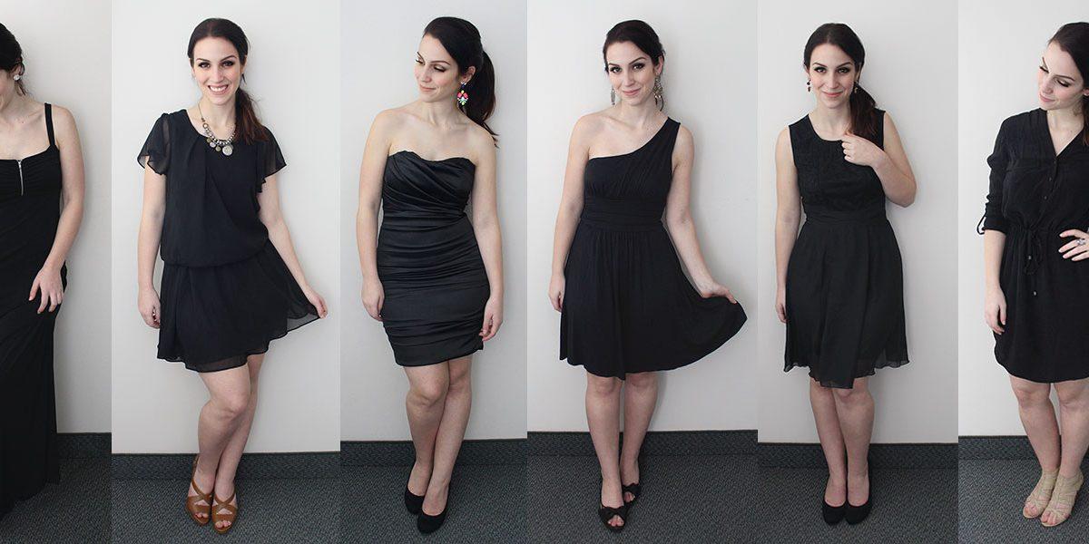 Une robe pour chaque morphologie